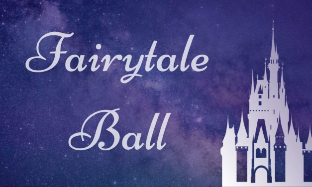 Fairytale Ball – Ples Wichterlova gymnázia